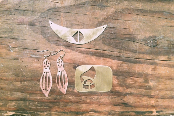 Jewelry Class at Crown Nine | Sawing Class Taught by Kate Ellen Metals