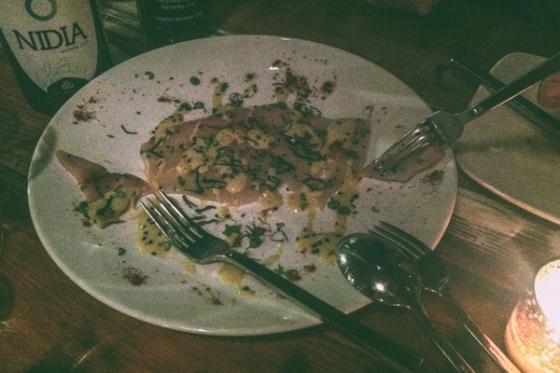 Oakland Dish | Duende | Crown Nine Blog